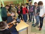 Zespół Szkół Zawodowych z Wodzisławia Śląskiego w naszym gimnazjum