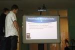 Prezentacja projektu edukacyjnego - 'W poszukiwaniu liczby Pi'
