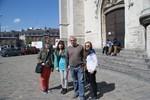 Bruksela, Canterbury, Oxford i Londyn - wycieczka szkolna cz I