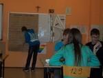 Lekcja otwarta z fizyki w korelacji z językiem angielskim  w klasie II b gimnazjum