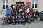 Format A4 - spotkanie w Urzędzie Gminy z przedstawicielami szkoły czeskiej z miejscowości Frydek-Mistek