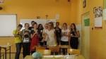 Lekcja chemii w klasie 1a