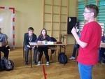 Szkolny konkurs ekologiczny 'Nasze Rady na Odpady'