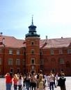 Wycieczka klas trzecich do Warszawy