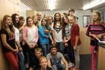 Wymiana młodzieżowa ze szkołą w Ahlen