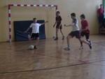 Wiosenny turniej piłki nożnej halowej
