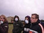 Akcja ekozespołu 'Nie pal śmieci'