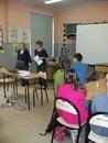 Lekcja koleżeńska z biologii w korelacji z językiem angielskim dla klasy III gimnazjum